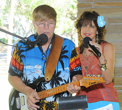 One Dan Band - Dan and Lenah